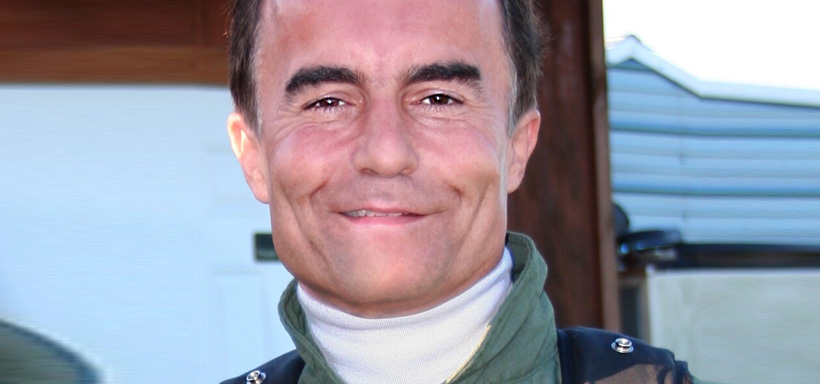Bernd Portrait 2012